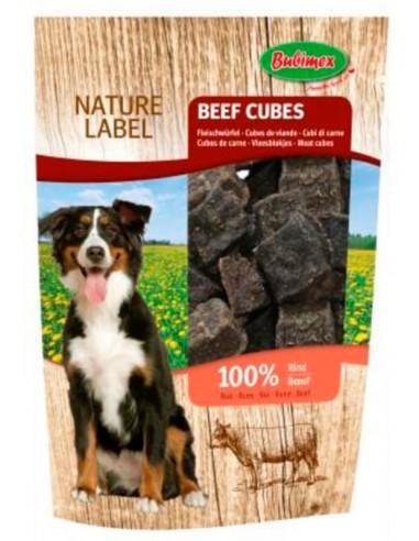 Snack para perro cubitos de ternera de Bubimex
