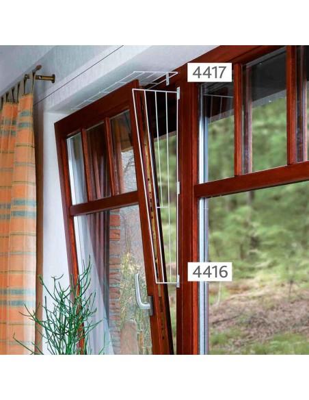 Rejillas protectoras para ventanas