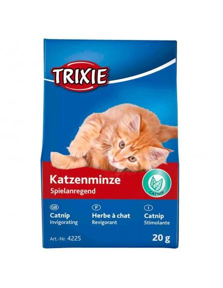 Catnip, estimulante para gatos