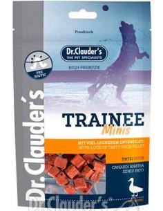 Snacks para perro mini tacos de pato del Dr Clauders