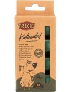 Bolsas higiénicas para perro biodegradables