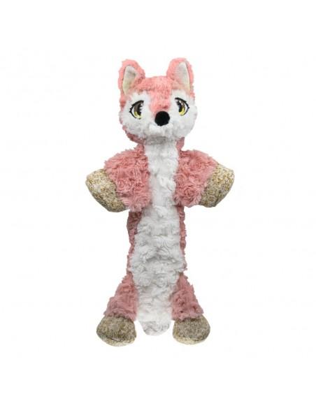 Juguete para perro KONG Low Stuff Flopzie Fox