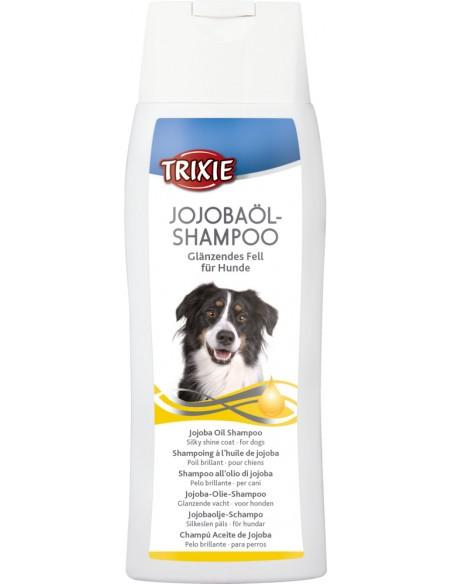 Champú para perros de aceite de jojoba