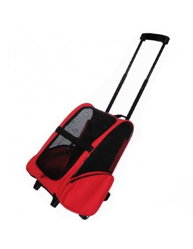 Transportines para perros trolley con ruedas