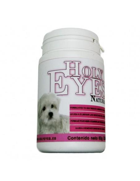 Holy eyes limpiador manchas ojos perros