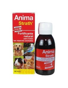 Anima Strath, fortificante natural para animales de compañia