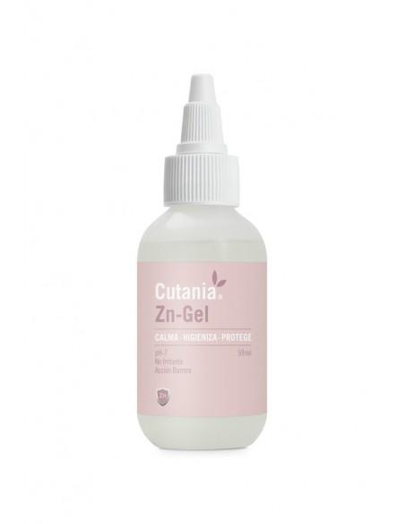 CUTANIA Zn gel, solución dermatológica calmante para perros y gatos