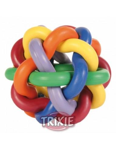 Juguetes para perros pelota de piezas de goma