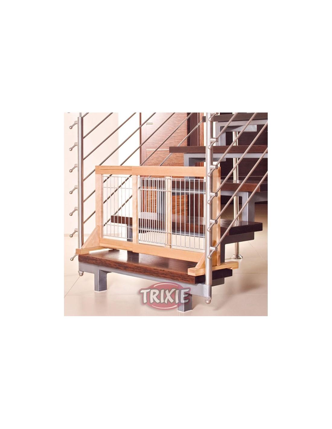 Barrera de seguridad extensible para puertas y escaleras lucas lola - Barreras seguridad escaleras ...