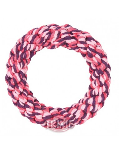 Mordedor de cuerda anillo de algodón
