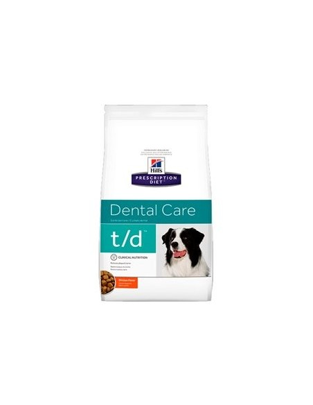 Pienso para perros Hills CANINE t/d