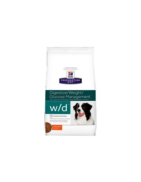 Pienso para perros Hills CANINE w/d
