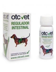 Regulador intestinal OTC vet para perros y gatos