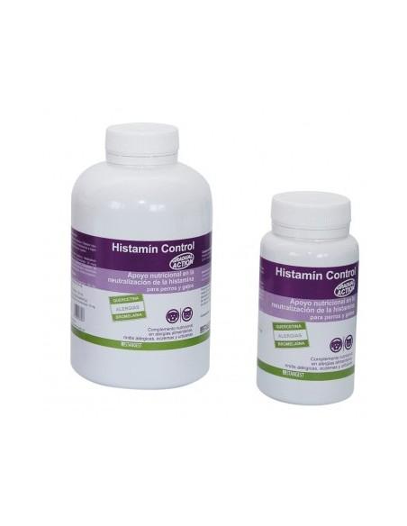 HISTAMIN CONTROL suplemento nutricional antihistamínico en perros y gatos