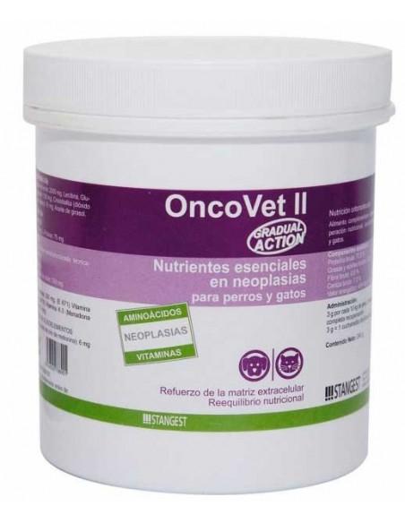 ONCOVET II apoyo nutricional en cancer de perros y gatos