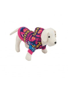 Chaqueta para perro modelo Love Dream