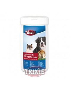 Toallitas limpiadoras hipoalergenicas para perros y gatos