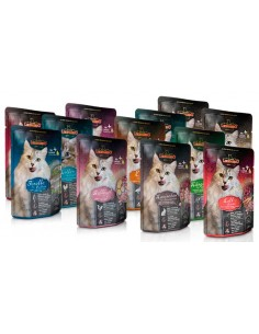 Comida húmeda para gatos a base de productos naturales