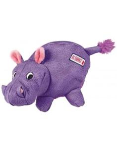 juguete perro kong hipopotamo