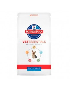 Comida para perros Hills SP DOG VETESSENTIALS MATURE MINI