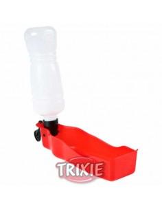 Bebedero de perros portatil para viajes de Trixie
