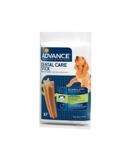 Comida para perros pienso advance DENTAL CARE STICK 180GR