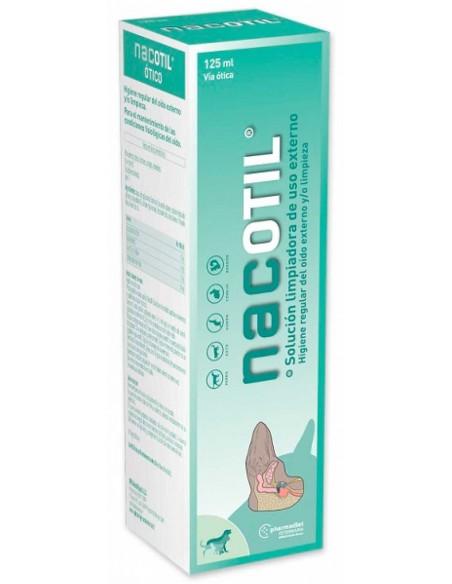 NACOTIL solución ótica para perros y gatos