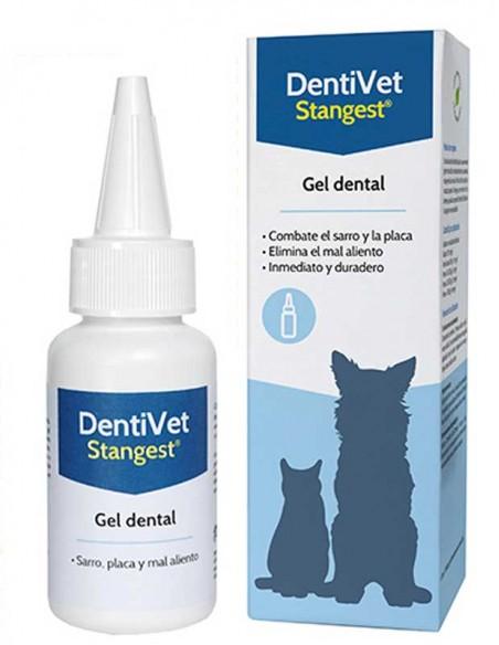 DENTIVET gel dental para perro y gato
