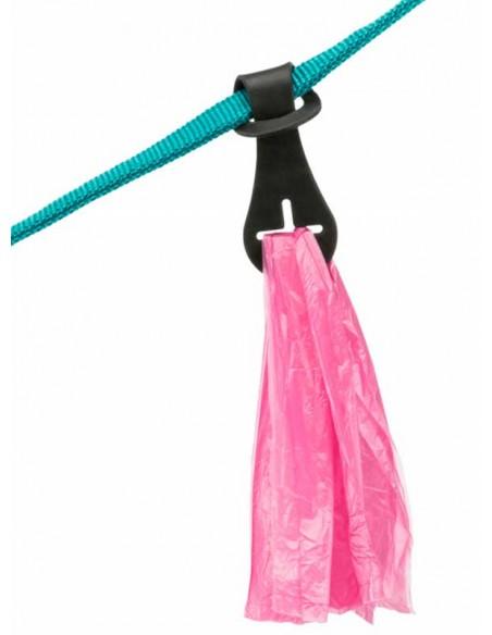 Porta bolsas higiénicas de perro