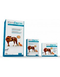 Crema KIMIDERM Intensiv para perro, gato y caballo