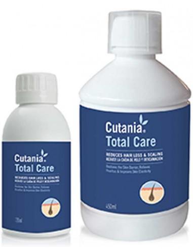 Cutania Total Care de laboratorios VetNova