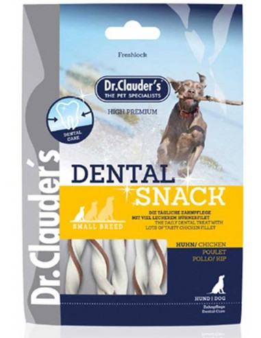 Snacks para perro de pollo del Dr Clauders